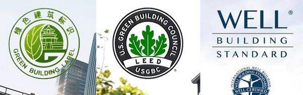 绿色建筑标准大PK:中国星级、美国LEED、WELL