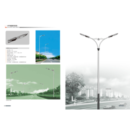 LED双臂灯太阳能灯缩略图
