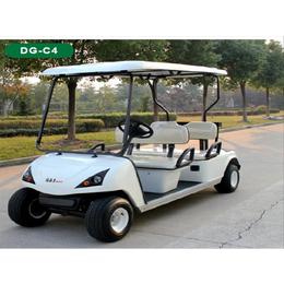 贵阳玛西尔四人座电动高尔夫球车