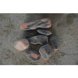 人造鹅卵石 杂色石子批发价格  室内室外均可使用