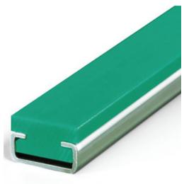 潮州供应 工程塑料护条 耐磨高分子聚乙烯导条 塑料挤出条