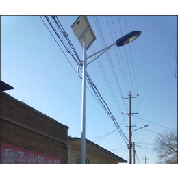 石家庄欧式太阳能路灯厂家美丽乡村 改造用