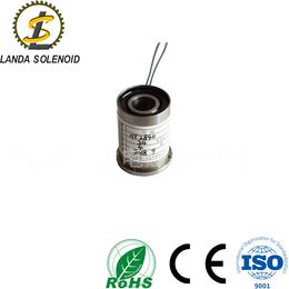 圆形吸盘式电磁铁 直流电磁铁 定制电磁铁HY2840