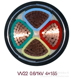 国标保检测低压电力电缆YJV22 YJLV22 厂家现货直销