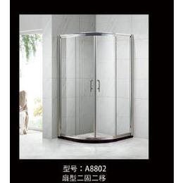 沐浴卫生间钢化玻璃  涛亿
