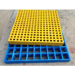 市政用用玻璃钢格栅板供应现货可做防护网隔断网