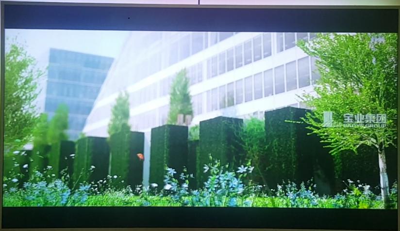 绿色建筑理论与实践的结合—参观航信大厦