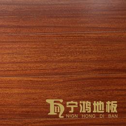 厂家畅销  全实木生态圆盘豆NH0010 地板