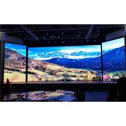 led 显示屏厂家-南京led显示屏-强彩光电公司(查看)