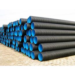 江西hdpe双壁波纹管厂家直销 优质国标八级市政工程指定