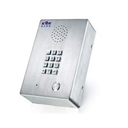 不锈钢免提电话机 镶嵌式对讲轿厢电话机 药厂洁净室电话机
