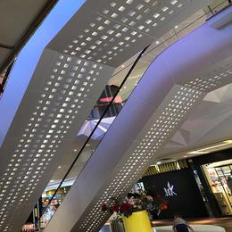 供应电梯包柱铝单板 穿孔铝单板 造型氟碳铝单板