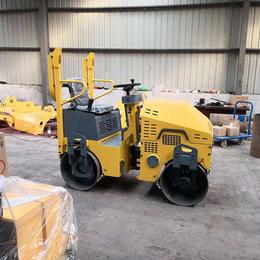 安徽大量供應1噸全液壓壓路機 座駕式壓路機