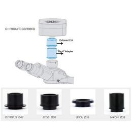 上海瀚瞳--NIKON 显微镜接口适配器