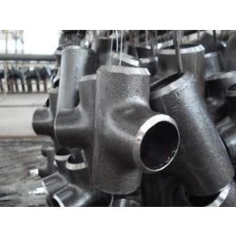 聊城专业化工用DN50碳钢热压三通