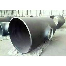 泰州DN450碳钢异径焊接三通寿命长