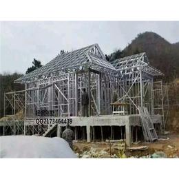 无锡轻钢树脂-康达新材料-轻钢寿命别墅别墅瓦优点别墅深圳图片