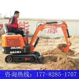 超小型迷你挖掘机 金鼎立JDL13S小挖机 大棚用的小微挖