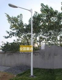 6米市电灯  整体镀锌喷塑 Q235钢材  小区道路公路照明