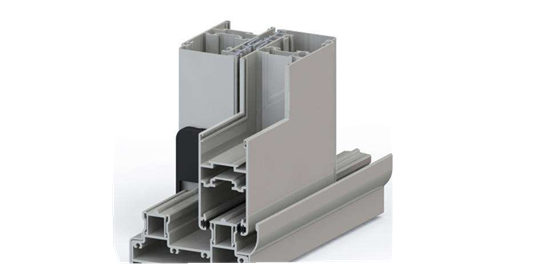 断桥隔热铝材产品二