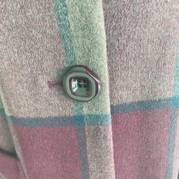冬款连帽羊毛呢大衣外套女缩略图
