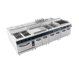 不锈钢厨具定做-安徽臻厨-合肥不锈钢厨具缩略图