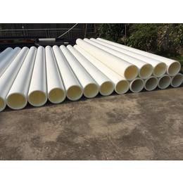 工程塑料PP管纯PP管白色PP管材加工