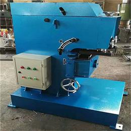 亚博国际版钢板滚剪式倒角机 固定式大型钢板坡口机