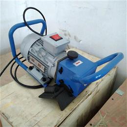 供应进口手提钢板倒角机 西门子电动钢板坡口机