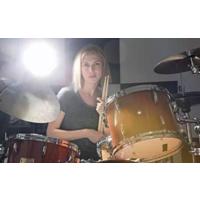 学习架子鼓,让童年浸润在美妙音乐里!
