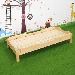 幼儿园午睡床实木床