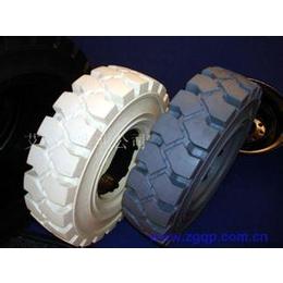 天津无痕叉车轮胎-天津环保实心叉车轮胎-天津白色实心轮胎