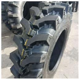 供应8.3-24水旱两用农用三轮车拖拉机轮胎人字三包