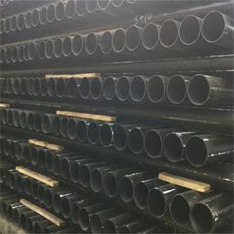 球墨铸铁排水管(图)_柔性铸铁管厂家_铸铁管