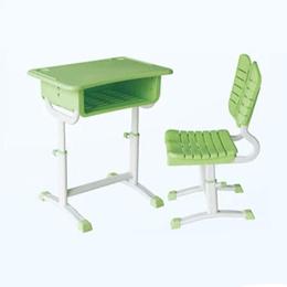 HL-A1906塑料扭转式晋级课桌椅缩略图