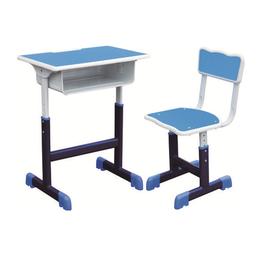 HL-A1929注塑套管升降课桌椅