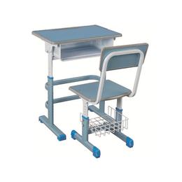HL-A1942注塑包边套管升降课桌椅
