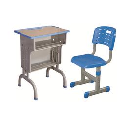 HL-A1937注塑包边课桌椅