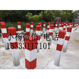 江西新余公路用水泥百米桩里程碑出厂价格