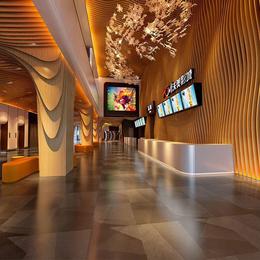 杭州会展中心吊顶铝方通 室内木纹铝方通  木纹铝方通生产厂家