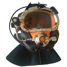 水下300米重潜装备MZ300-B 个人防护300型潜水头盔