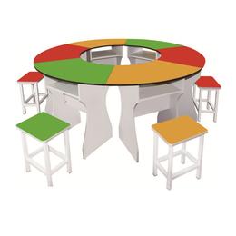 HL-A1973彩色组合桌A型