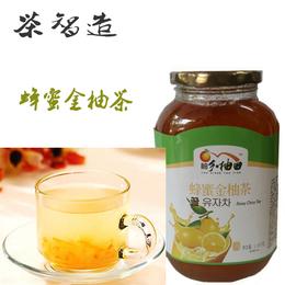 茶智造奶茶设备 蜂蜜金桔浓浆缩略图