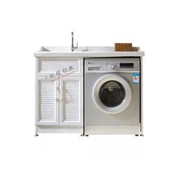 厂家直销铝合金酒柜全铝家居定制 全铝家具铝型材铝合金洗衣柜