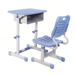 學生旋轉式升降課桌椅批發生產