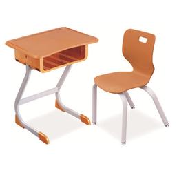 學生新款固定式課桌椅