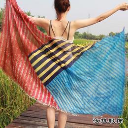 围巾定做价格_印花围巾生产工厂直供-汝拉服饰 定做围巾报价