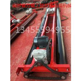 国标8个厚219轴10米辊轴式水泥地面摊铺机滚轴三滚轴振动梁