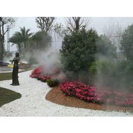 喷雾ptpt9大奖娱乐 户外小区公园酒吧人工人造雾喷雾造景系统