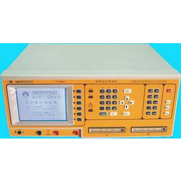 CT-8681精密四线线材测试机